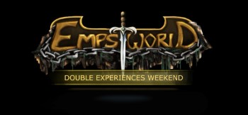 "<a class=""news-feed-header"" href=""https://emps-world.net/forum/update-notes/august-17th-2018-double-experience-weekend"" title="" Double Experiences Weekend - August 17th through 20th""> Double Experiences Weekend - August 17th through 20th</a>"