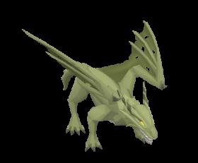 Brutal green dragon - Emps-World Wiki